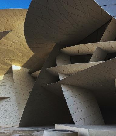 Inside Tour Museum of Islamic art Qatar