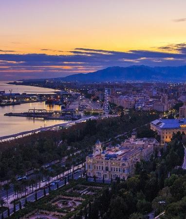 Italy Malaga