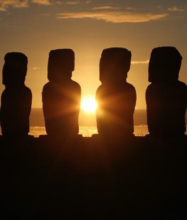 Full Day Tour around Easter Island