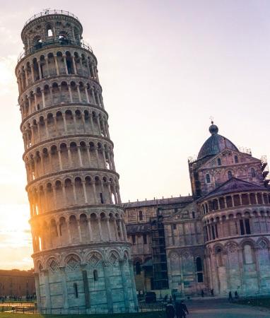 Pisa, Italy Walking Tour