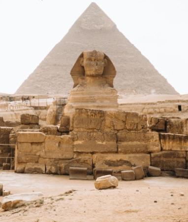 Pyramids of Giza Walking Tour